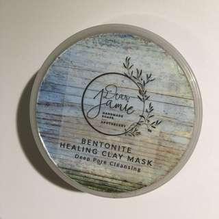 Dear Jamie Bentonite Healing Clay