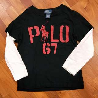 Ralph Lauren long sleeve tee