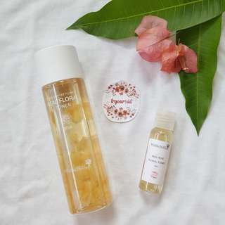 [SHARE in bottle 20ml/30ml] Natural Pacific Real Rose Floral Toner
