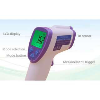 Muti-fuction Electronic Thermometer Apply To Baby&Adult&machine
