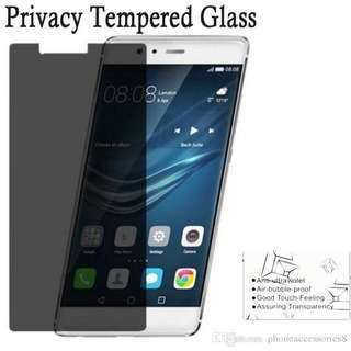 HUAWEI - Privacy Tempered Glass