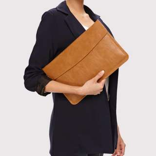 Leather Sleeve for Macbook and laptop of all sizes!