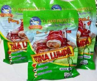 Frozen tuna products