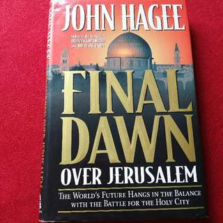 HARD BOUND BOOK: Title 🚩 Final Dawn