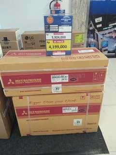 AC Mitsubishi 1 PK Bisa Kredit Proses 3 Menit