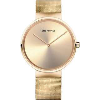 BERING 14539-333 CLASSIC GOLD MILANESE LADIES' WATCH