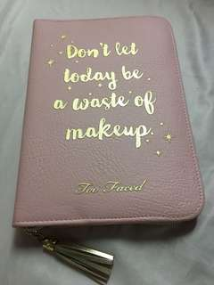 Too Faced Boss Lady Planner Case