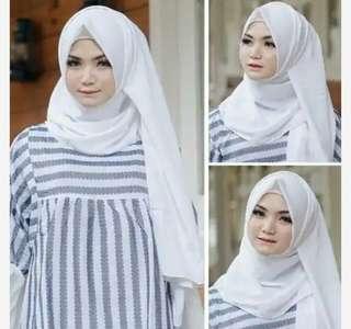 Almeira Hijab Pashmina Diamond Paris