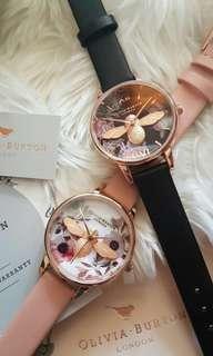 Jam Tangan Olivia Burton Original