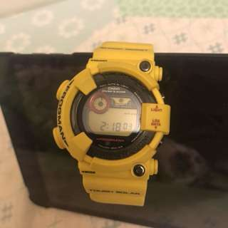 G-SHOCKCASIO GF8230E9JR frogman FROGMAN 30 30th Lightning Yellow