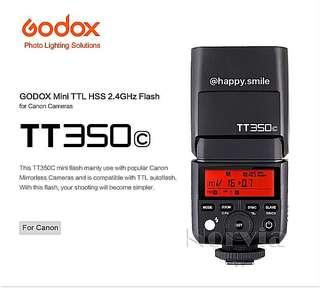Godox TT350 for Canon