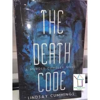 NEW The Murder Complex #2: The Death Code by Lindsay Cummings