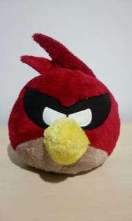 Boneka angry bird ukuran 15-20cm