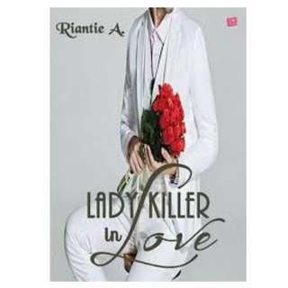 Ebook Lady Killer in Love - Riantie A