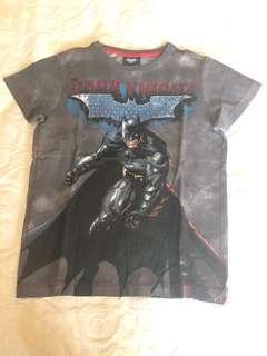Batman tshirt for 5yrs