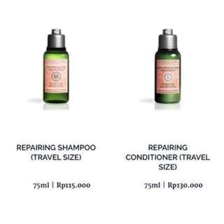 Shampoo dan Conditioner