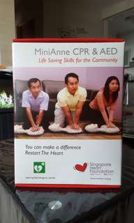 CPR & AED Home Training KIT