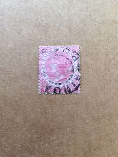 Straits Settlement Stamp