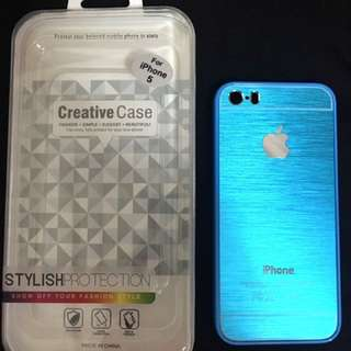 iPhone Case (Cyan Blue)