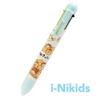 🇯🇵日本直送 - 原裝日版 Sanrio - Mix Characters 麵包系列5色原子筆連鉛芯筆