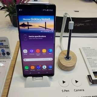 Samsung note 8 kredit tanpa cc free wairles charger
