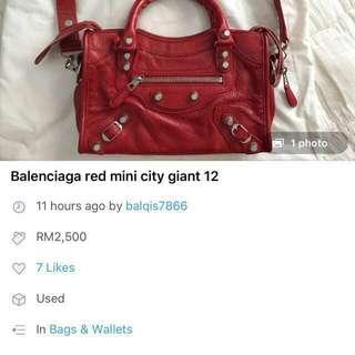 Balenciaga City