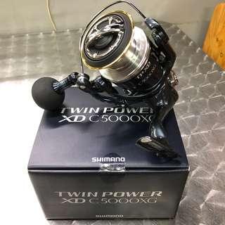 Shimano Twinpower XD C5000 XG