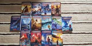 Scholastic - I Survived Series!