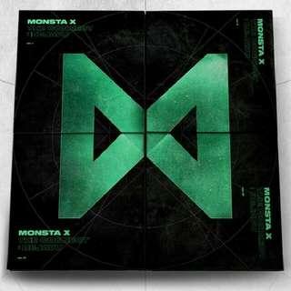 [PREORDER] Monsta X - The Connect: Dejavu