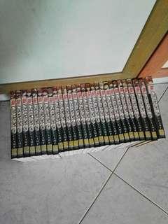 翼 Tsubasa Reservoir Chronicle book 1 to 28. Complete set.