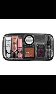 Nyx professional makeup matte vs glow kit