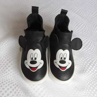 H&M mickey shoes