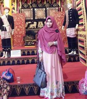 Fatima khimar by Atelier Angelina