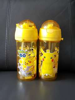 1for$12. 2for$20 Pokemon Go Pikachu Water Bottle