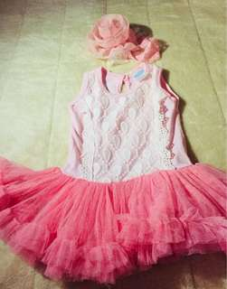 Baby pinky dress