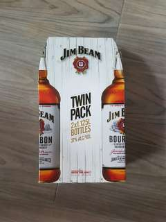 Jim Beam Kentucky Straight Bourbon Whiskey 威士忌