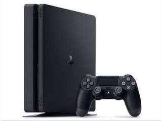 PS4 slim 1TB for sale!!!
