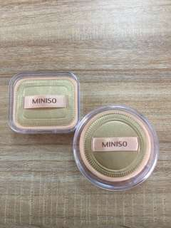 miniso makeup spons