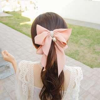 韓國直送蝴蝶結髮飾 多色