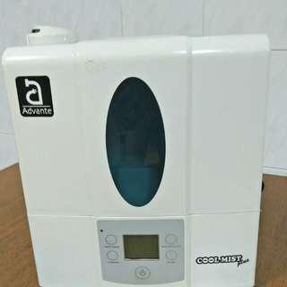 Humidifier + Air Ionizer