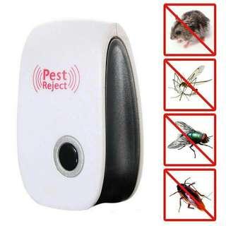 🚚 超音波驅老鼠驅蚊子驅蟑螂驅蒼蠅器