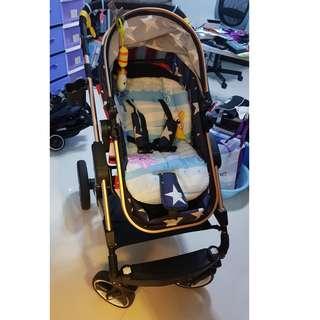 Belecoo baby Pram stroller