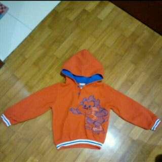 Baby hood winter Jacket