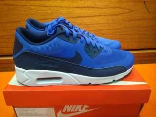 #salejustforsunday Nike air max 90 essential ultra 2.0 navy blue white