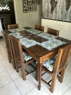 Solod Narra Dining Table
