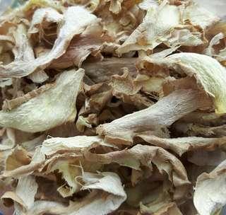 100% Pure Bentong Ginger Slice - 50gm