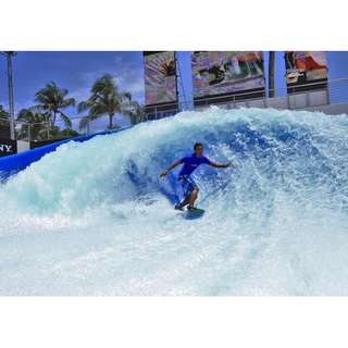 WAVE HOUSE SENTOSA - FLOW RIDER