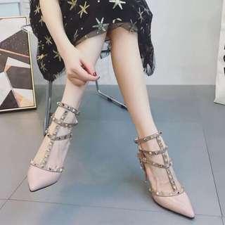 🚚 批發✅新款卯釘高跟鞋👠