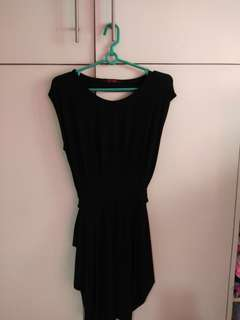 Syrup black dress
