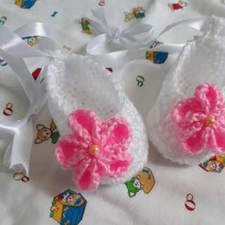 Crochet Baby Girl Christening 👶